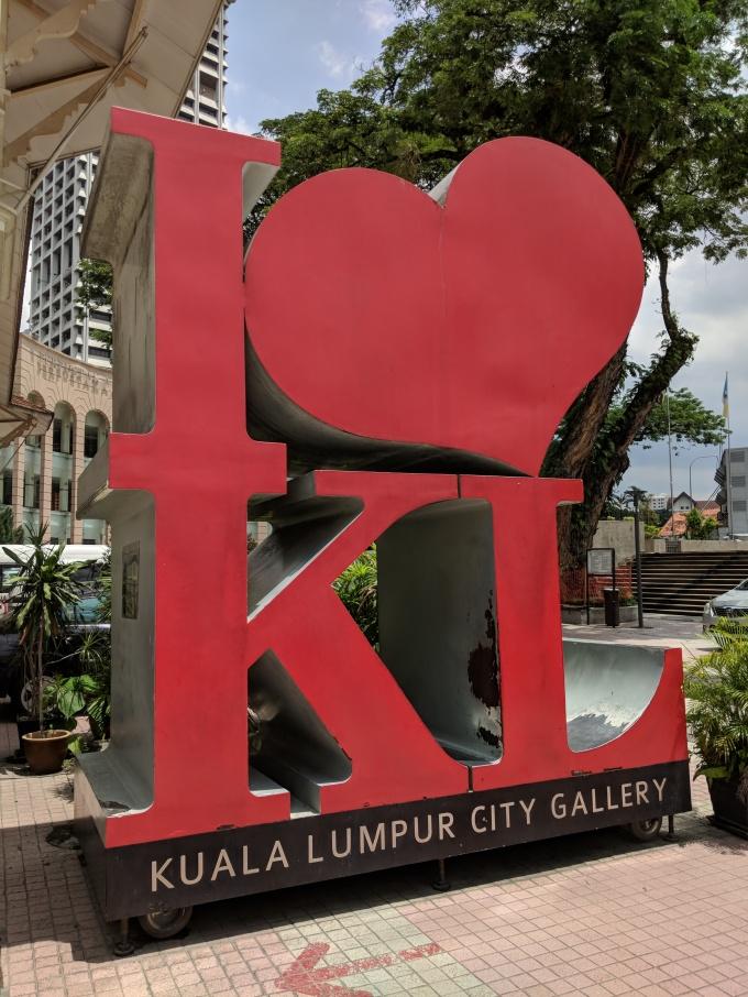 KL art gallery