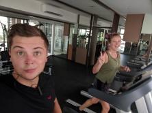 Gym life...
